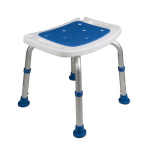 Padded Bath Safety Seat with Collapsed Legs