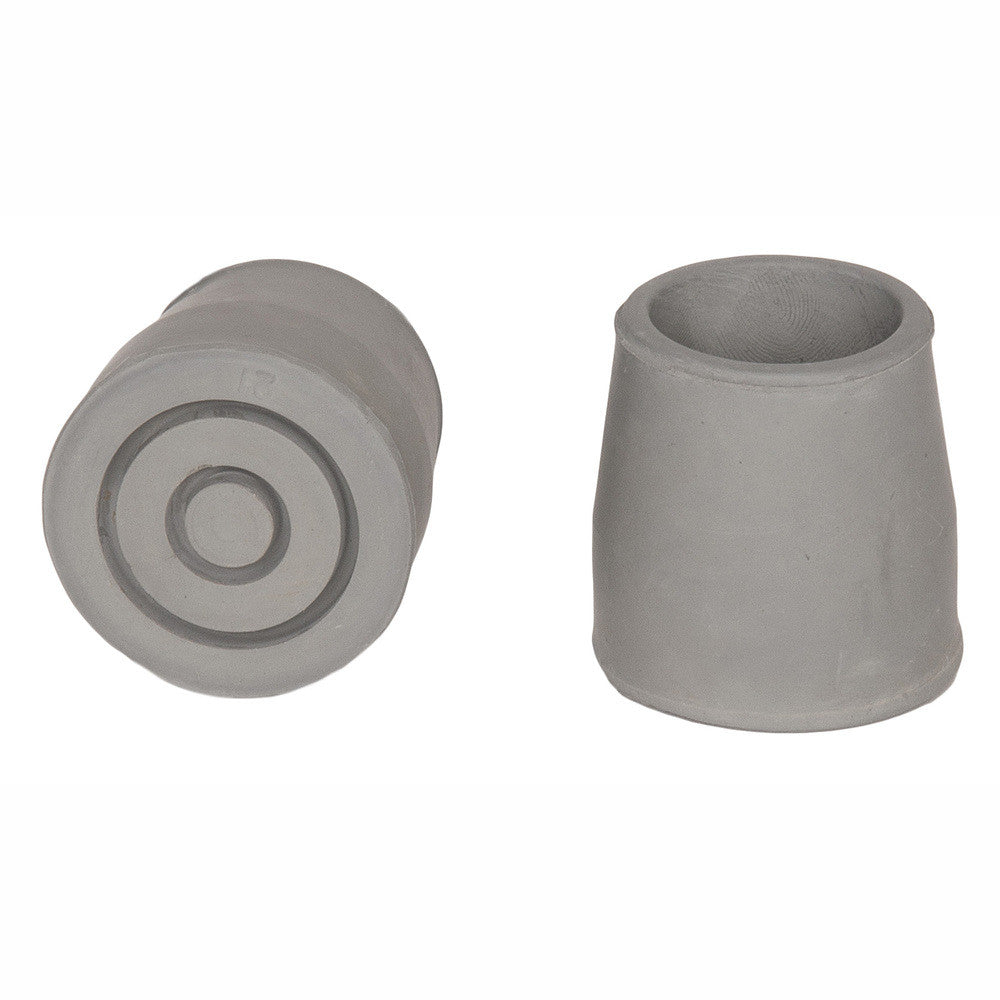 Grey Replacement Tips for Walkers