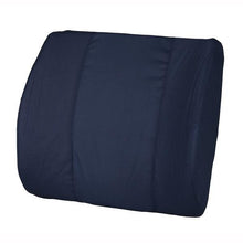 Navy Sacro Cushion with Removable Cover