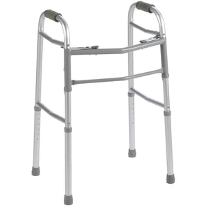 Double Button Folding Walker