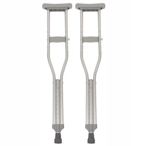 Youth Push-Button Crutches