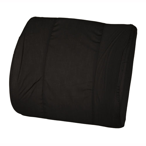 Black Sacro Cushion with Removable Cover