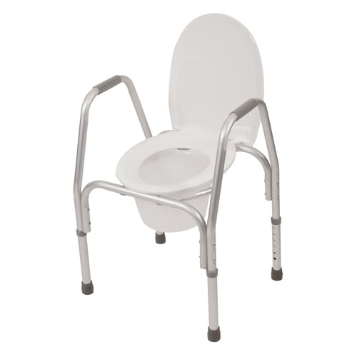 PCP 7025, 3-In-1 Aluminum Commode