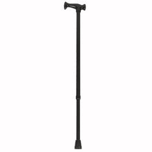 Black Adjustable Devon Handle Cane
