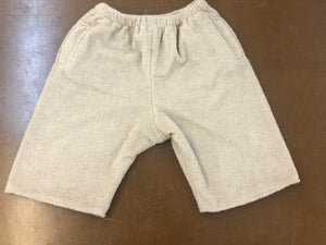 TERRY SHORTS SAND