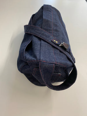 "Denim ""FR"" Bag"