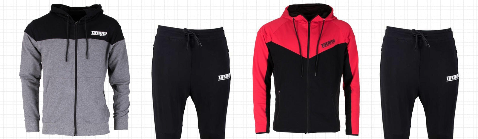 Mens BJJ Leisurewear