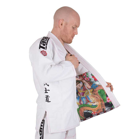 Japan Series - Samurai BJJ Gi