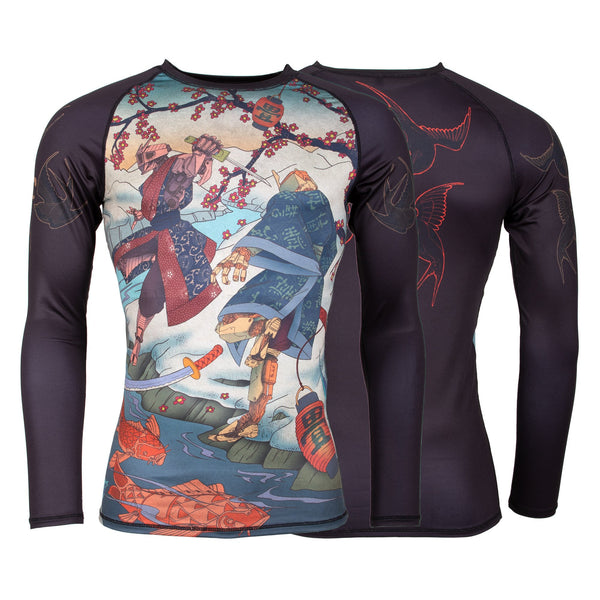 Katana Long Sleeve Rash Guard