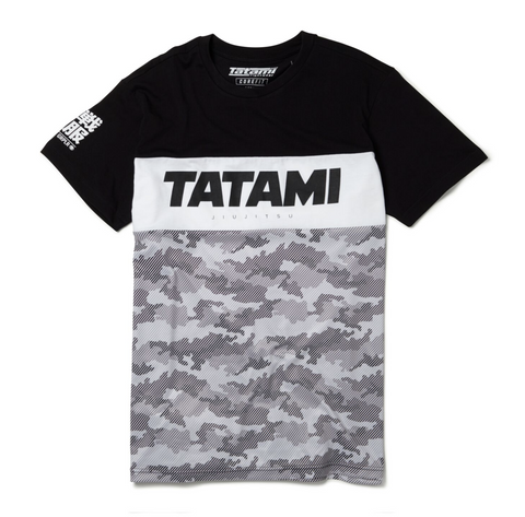 Essential Tri Panel Camo T-Shirt