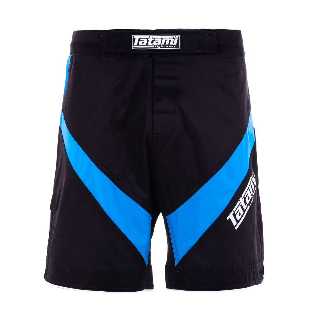 Image of Tatami IBJJF 2020 Ranked Dynamic Fit shorts - Blue
