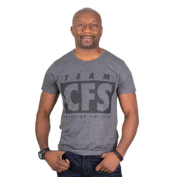 Team CFS Charcoal Marl T-Shirt