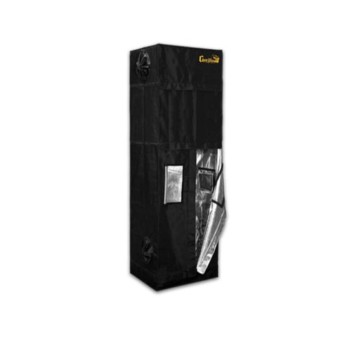 Gorilla Grow Tent 2'x2.5' Heavy Duty Grow Tent Door Open