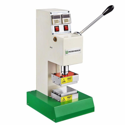 Rosineer RNR-MV2 Manual Rosin Press Dab Machine with Tools