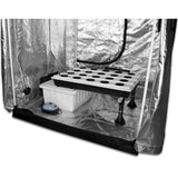 SuperPonics 20 Site Super Flow Hydroponic Grow System by SuperCloset in grow tent