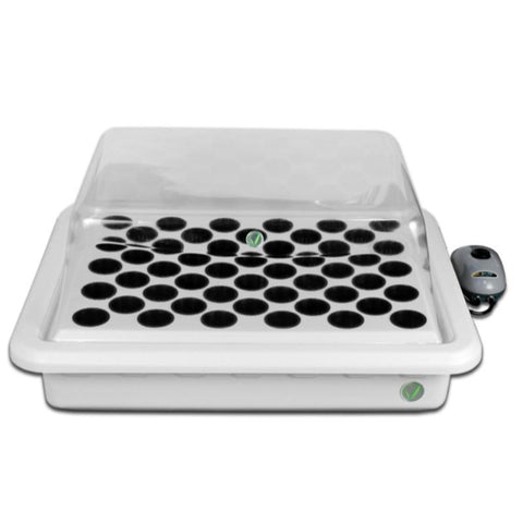 SuperPonics SuperCloner 50 Site Hydroponic Cloner by SuperCloset Lid Off
