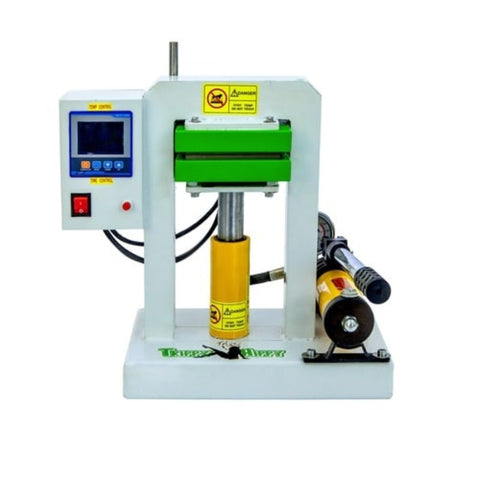 Precision Series Hydraulic Rosin Press Front from The Trippy Hippy