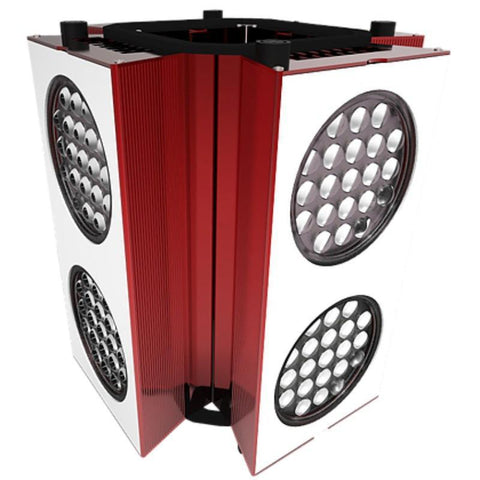 X3 Hydro Grow LED Grow Light 168X Vertical