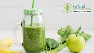 WEBINAR - How to Make A Healthy Green Smoothie