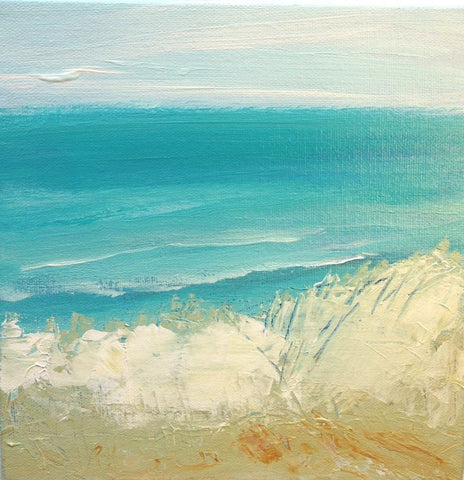 Sand and sea - SOLD