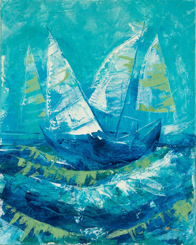 High seas - SOLD