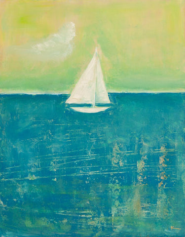 Saturday sail - SOLD