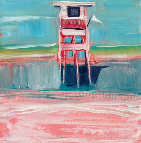 Lifeguard Tower #2 - SOLD