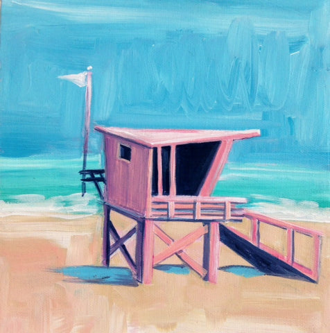 Lifeguard Tower #1