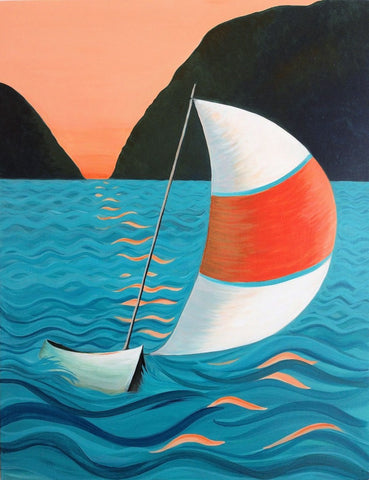 Sail away - SOLD
