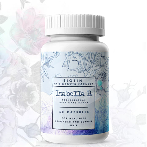 Isabella B south africa hair growth pills