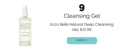 Ecco Bella Natural Deep Cleansing Gel w/ Soy Protein