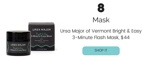 Ursa Major of Vermont Bright & Easy 3-Minute Flash Mask
