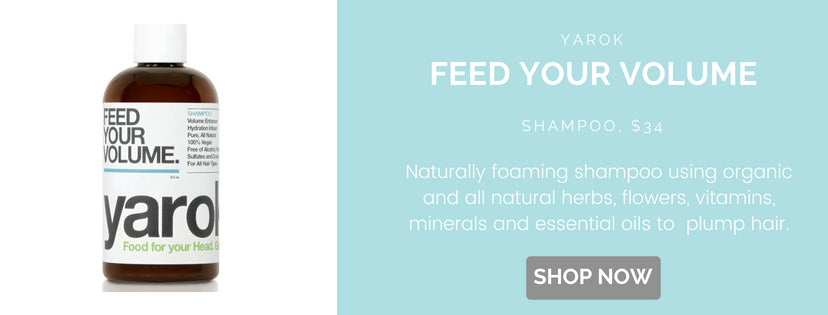 Naturally foaming cruelty-free and vegan shampoo using organic and all natural herbs, flowers, vitamins, minerals and essential oils to  plump hair.