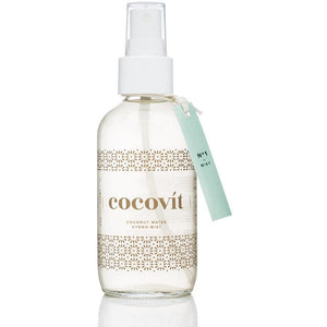 Cocovit Vegan Coconut Water Hydro-Mist - Good Cubed Cruelty Free Online Beauty Marketplace