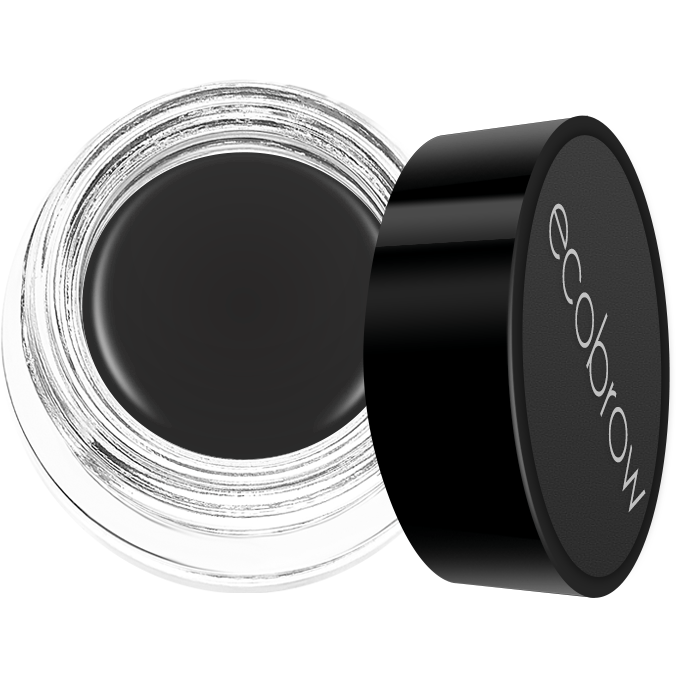 Ecobrow EcoBrow Frida - Soft Black - Good Cubed Cruelty Free Online Beauty Marketplace