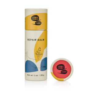 Meow Meow Tweet Vegan Repair Balm - Good Cubed Cruelty Free Online Beauty Marketplace