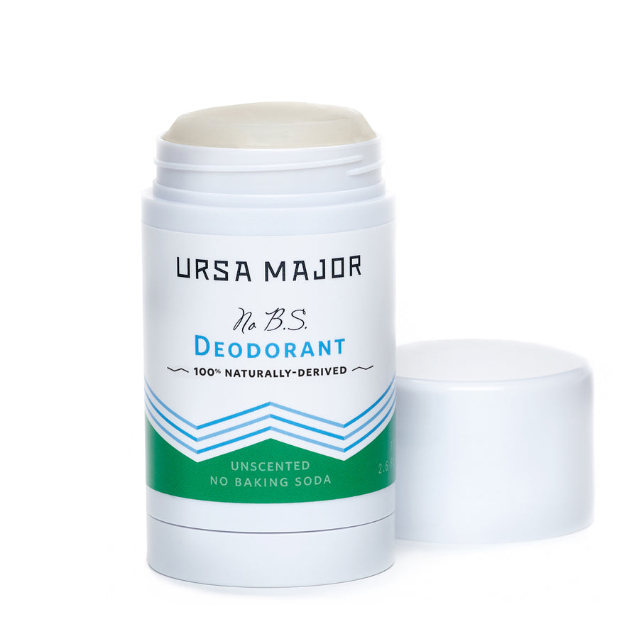 Ursa Major No B.S. Deodorant - Good Cubed Cruelty Free Online Beauty Marketplace