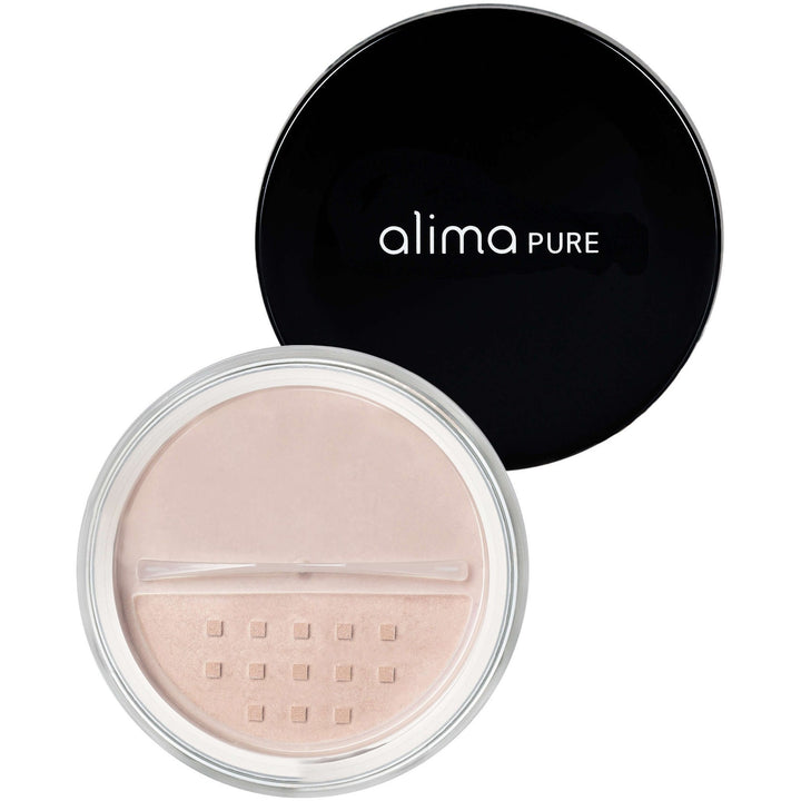 Alima Pure Radiant Finishing Powder Olympia - Good Cubed Cruelty Free Online Beauty Marketplace