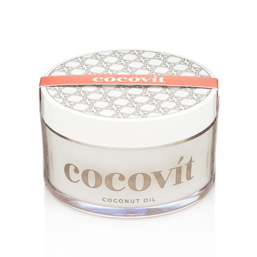 Cocovit Organic Raw Vegan Coconut Oil - Good Cubed Cruelty Free Online Beauty Marketplace
