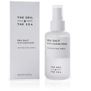 The Soil and The Sea Sea Salt Texturizing Spray - Good Cubed Cruelty Free Online Beauty Marketplace