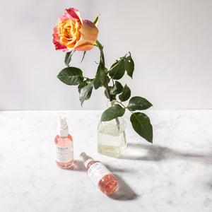 Rose + Neroli Vegan Toning Mist