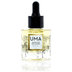Uma Oils Absolute Anti-Aging Vegan Face Oil - Good Cubed Cruelty Free Online Beauty Marketplace