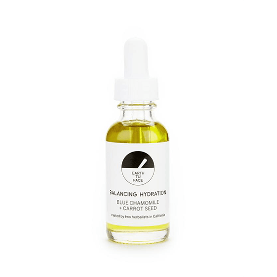 Earth Tu Face Balancing Hydration Vegan Facial Oil - Good Cubed Cruelty Free Online Beauty Marketplace