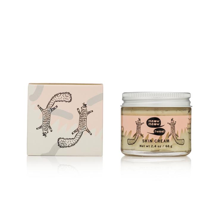 Meow Meow Tweet Vegan Skin Cream - Good Cubed Cruelty Free Online Beauty Marketplace