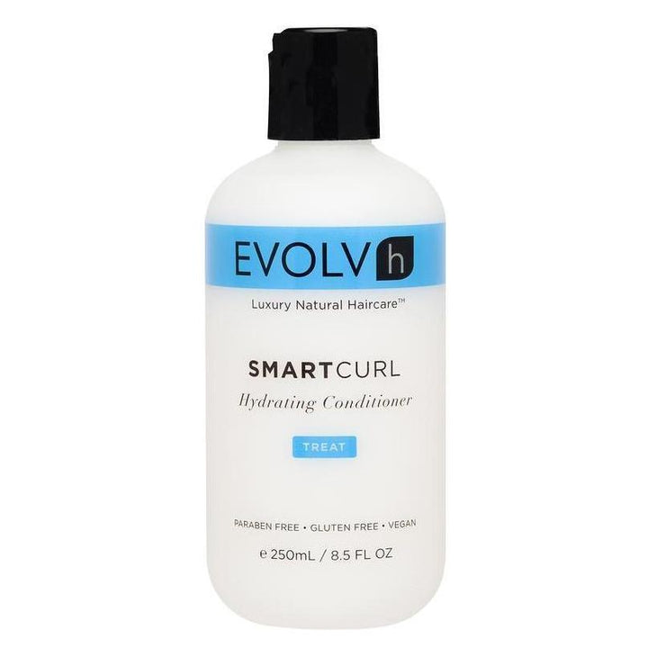 Evolvh SmartCurl Hydrating Conditioner - Good Cubed Cruelty Free Online Beauty Marketplace