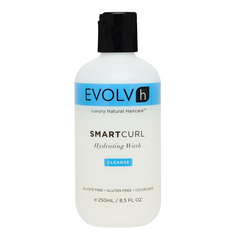 Evolvh SmartCurl Hydrating Wash - Good Cubed Cruelty Free Online Beauty Marketplace