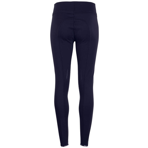 Montar Alexa Pull-On Tights Highwaist - Navy, Kneegrip