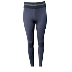 Montar Ebba Pull-On Tights - Navy, Fullgrip