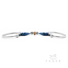 Fager Julia Sweet Iron FIxed Rings