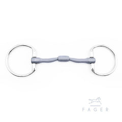 Fager Nina Titanium Barrel Fixed Rings
